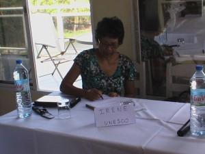 Représentante UNESCO IPDC